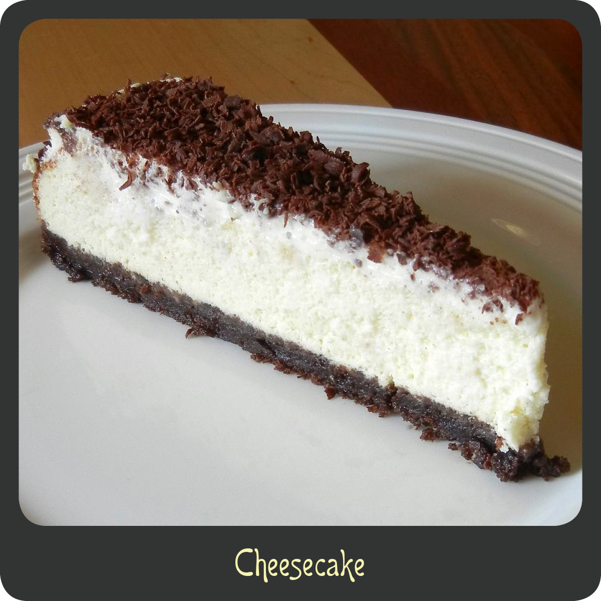 two step creamy cheesecake recept yummly step two brie cheesecake ...