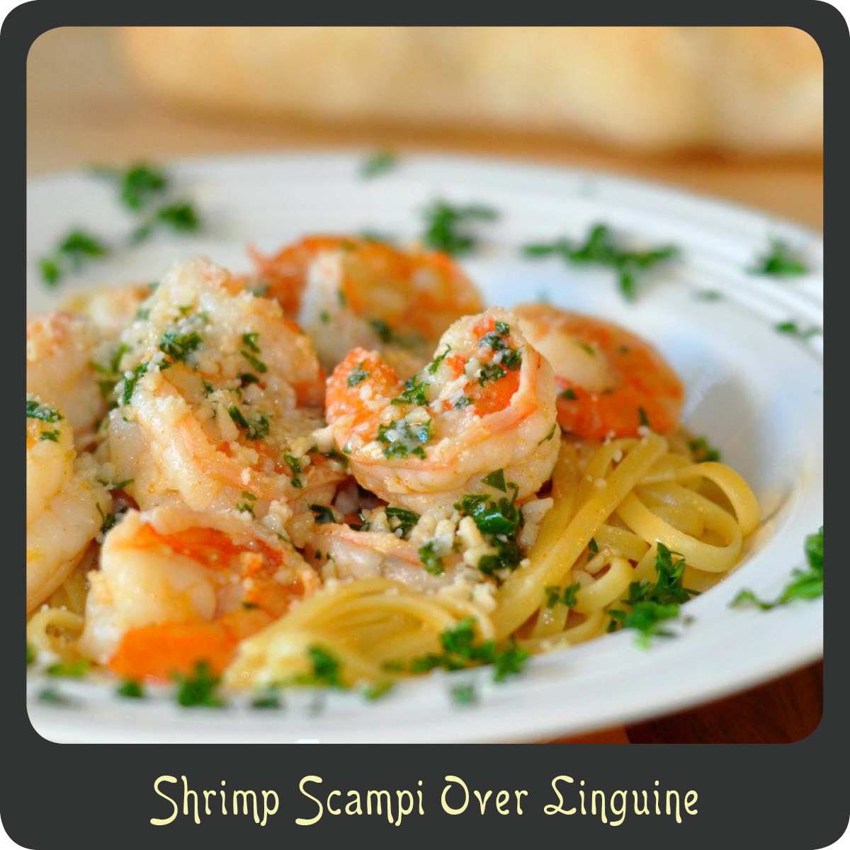 Recipe—Shrimp Scampi | Diva di Cucina