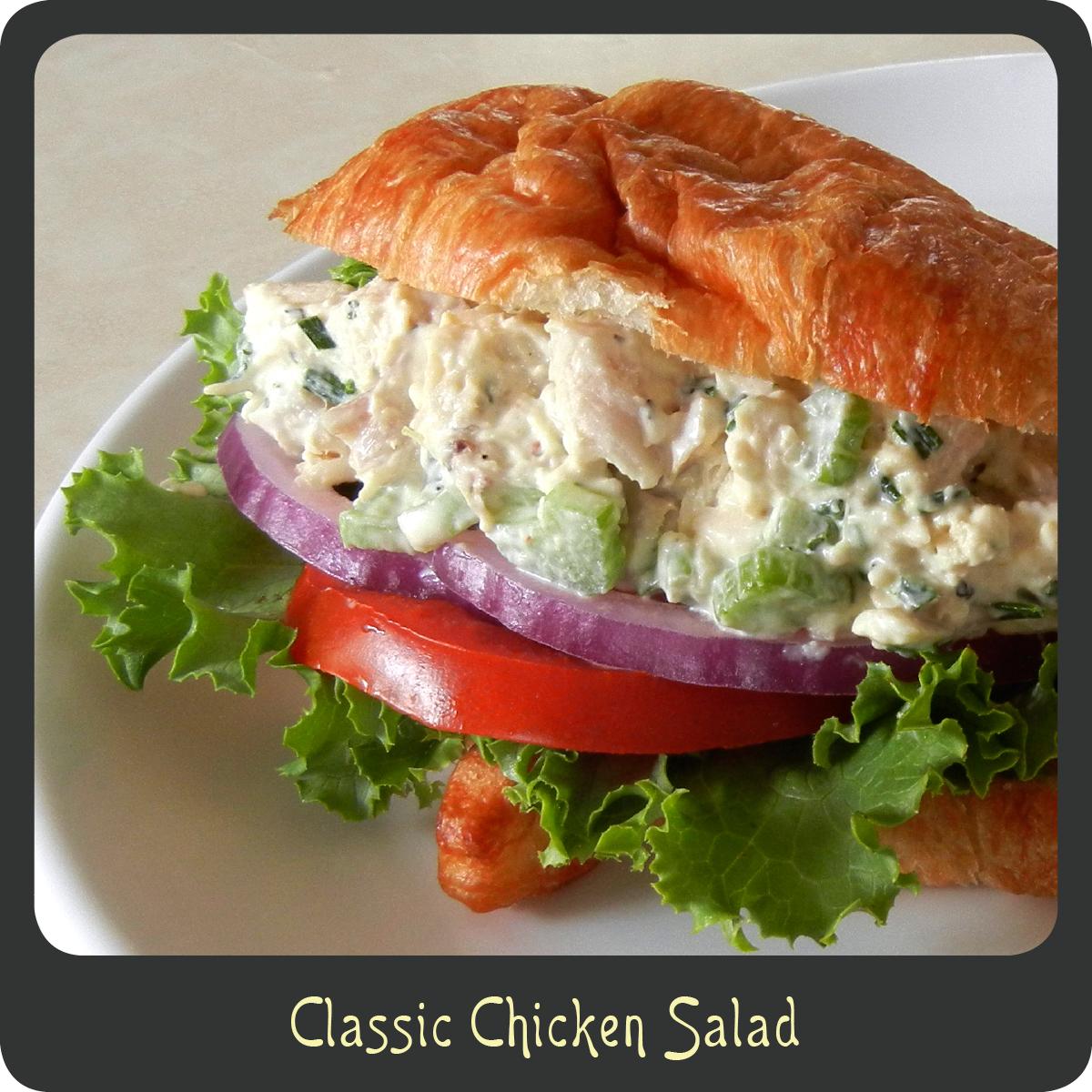 ... chicken salad chicken salad ever blt chicken salad best basic chicken