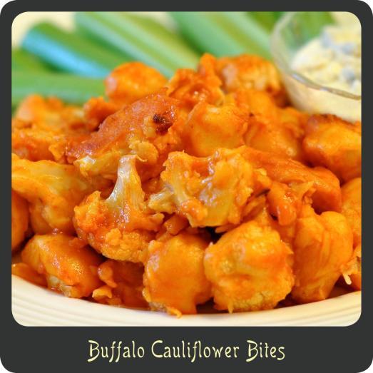 Recipe—Buffalo Cauliflower Bites | Diva di Cucina