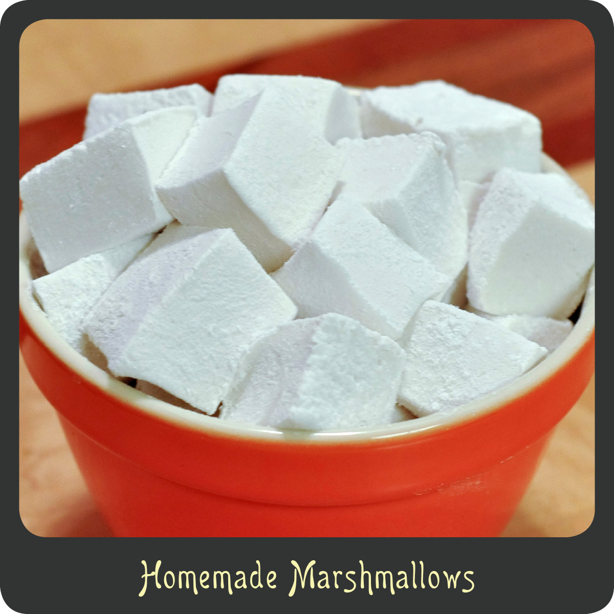 Recipe—Homemade Marshmallows | Diva di Cucina