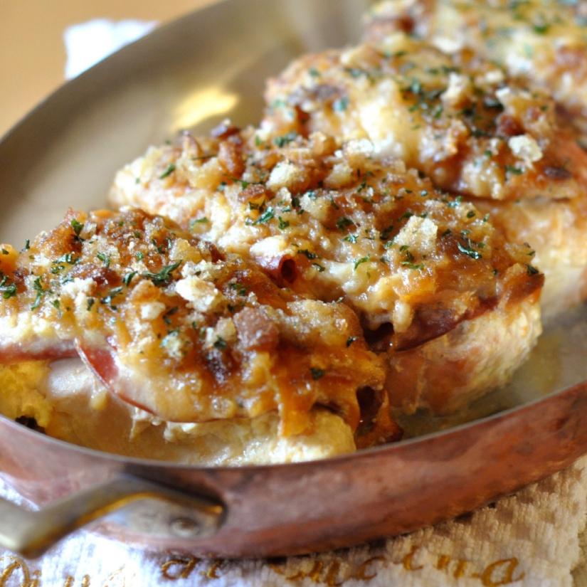 Recipe—Crock-Pot Chicken Cordon Bleu