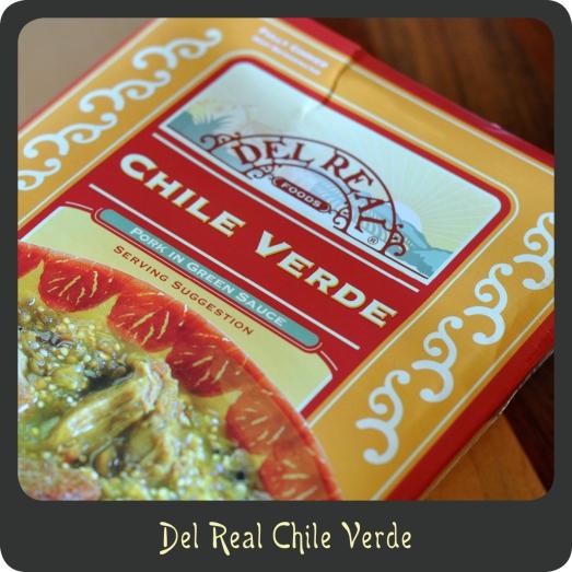 Del Real Chile Verde