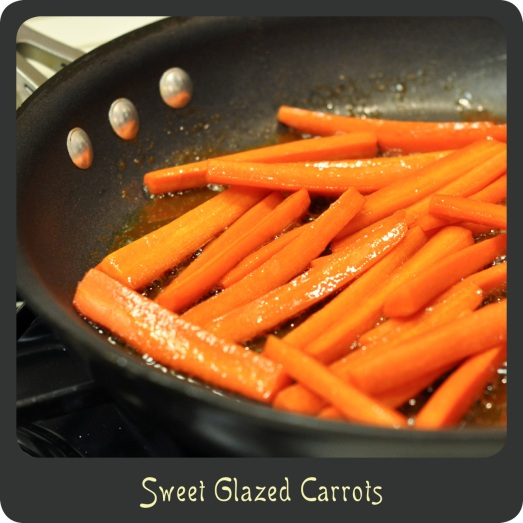 Sweet Glazed Carrots