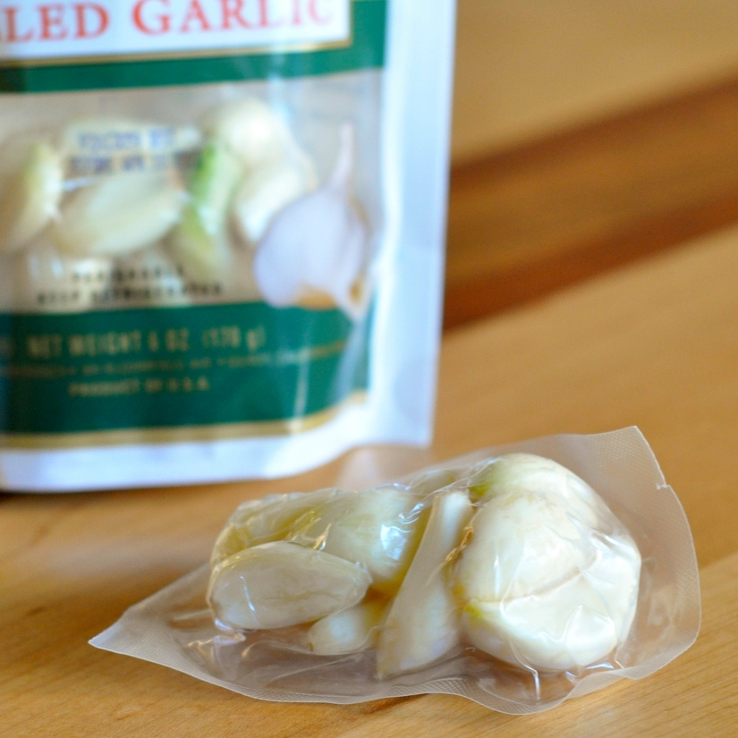 Christopher Ranch Organic Peeled Garlic Cloves