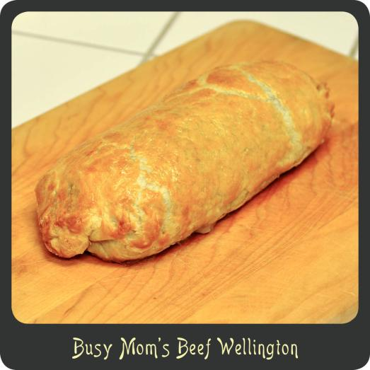 Busy Mom's Beef Wellington