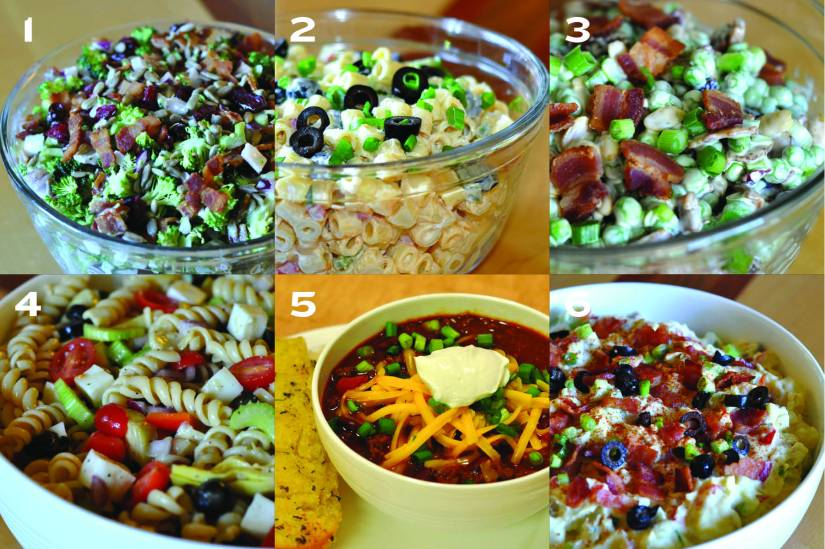 Summertime Side Dishes