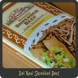 Del Real Shredded Beef