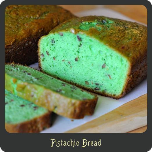 Pistachio Bread
