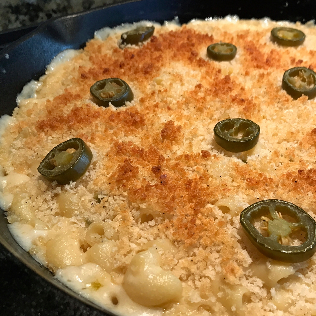 Jalapeño Popper Mac N' Cheese