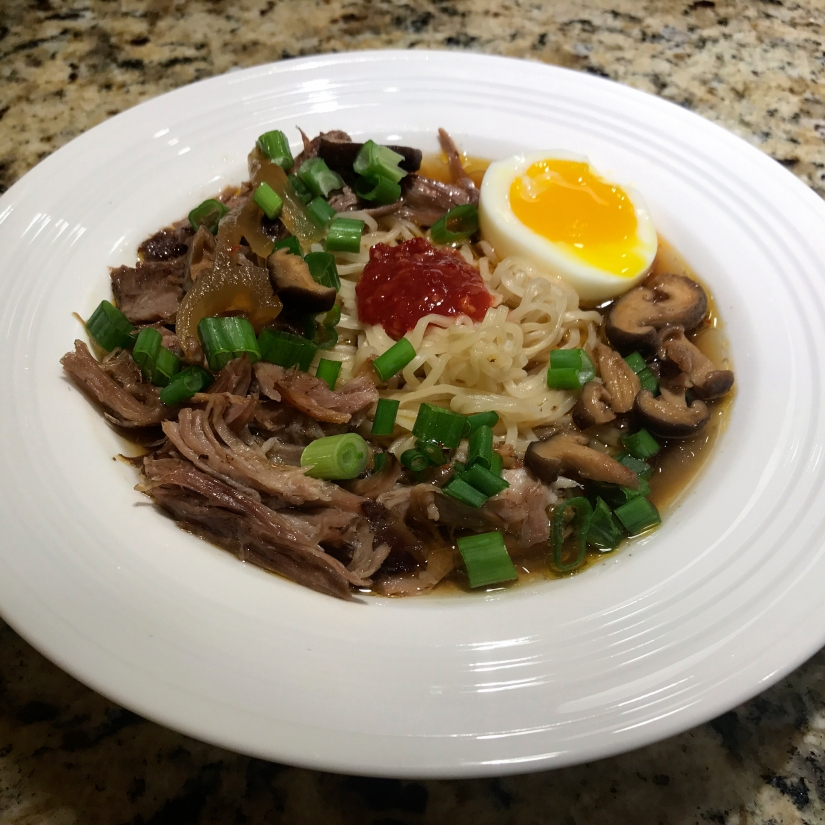 Recipe—Crock-Pot Pork Ramen