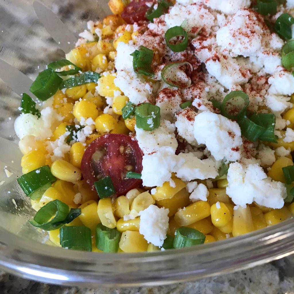 Recipe—Mexican Street Corn Salad
