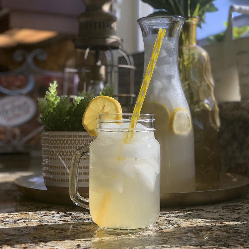 Knock You Off Your Saddle Lemonade
