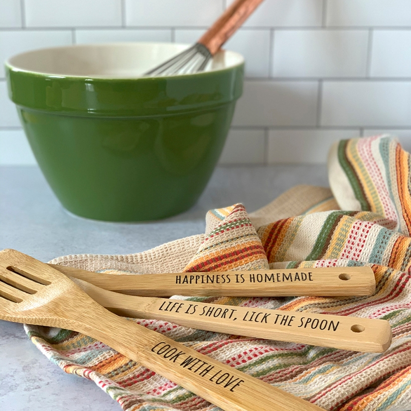Bamboo Serving Ware